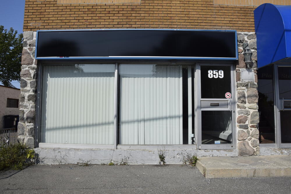 Commercial space in Longueuil